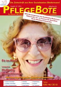 PflegeBote #23-2014 (Ausgabe Berlin-Mitte)