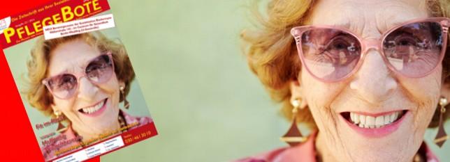 PflegeBote #23: Hoffnung Spiegeltherapie / Fit im Alter!