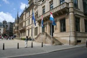 Palast Luxemburg (Foto: PflegeBote)