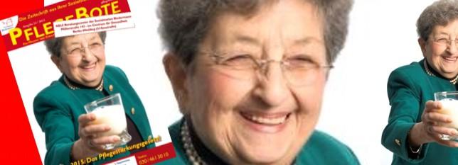 PflegeBote #24: Pflege 2015 – Das Pflegestärkungsgesetz